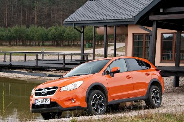 Subaru XV, Fot: Mototarget.pl