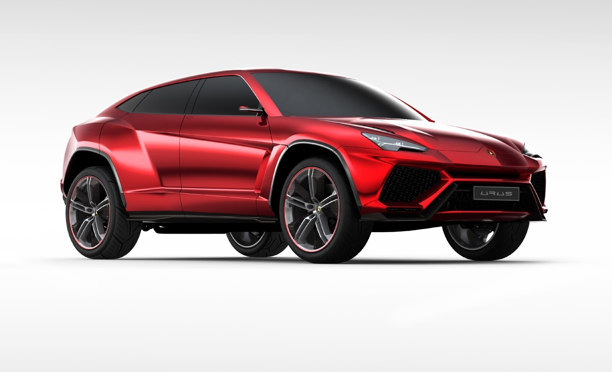 Lamborghini Urus, fot.: Lamborghini