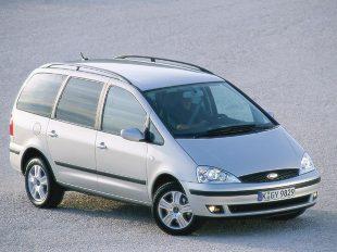 Ford Galaxy II (2000 - 2006) MPV