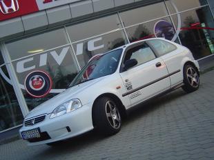 Test używanej Honda Civic VI (1995-2001). Japończyk nie do zdarcia