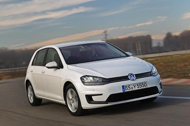 zdjęcie Volkswagen e-Golf VII