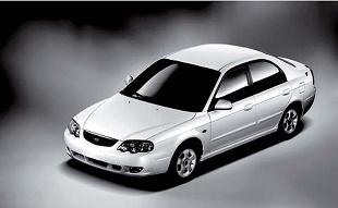 Kia Shuma II (2001 - 2005) Hatchback