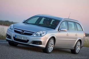 Opel Vectra C (2002 - 2008) Kombi