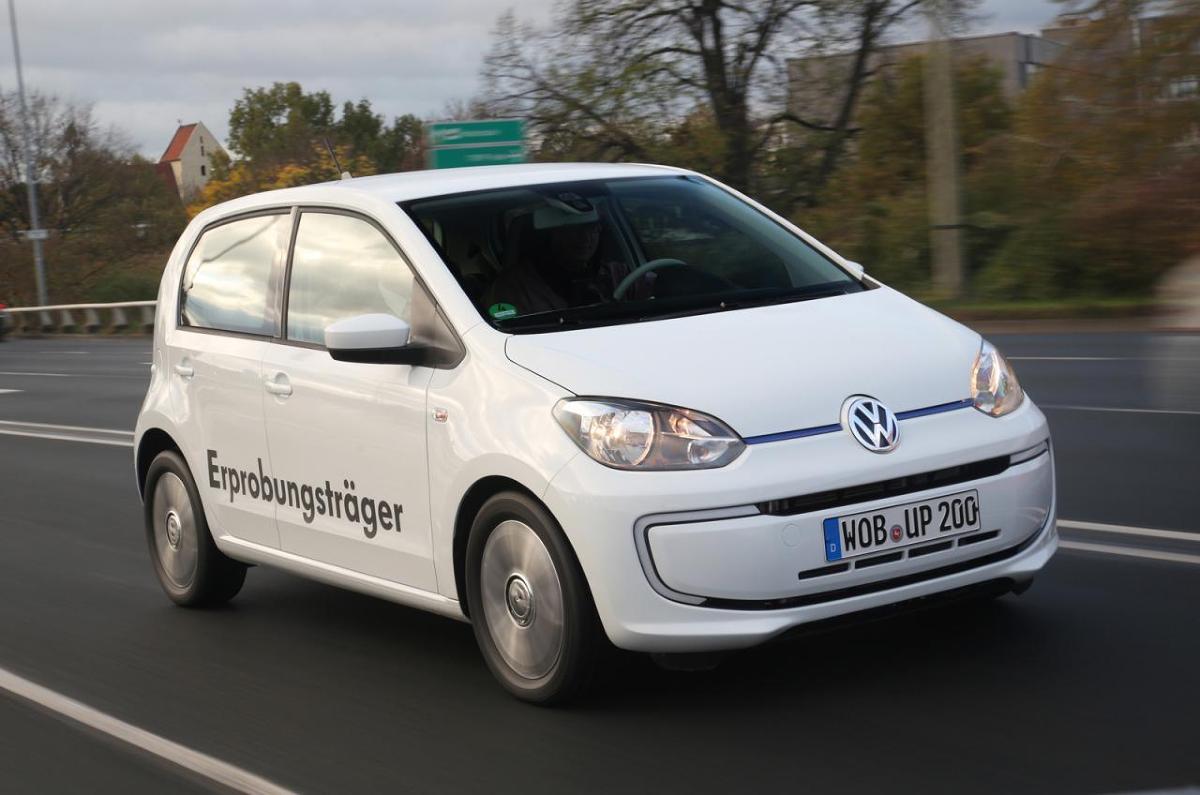 Volkswagen Twin-Up Concept / Fot. Volkswagen