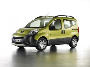 Peugeot Bipper (2007 - teraz) VAN