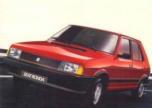 SEAT Ronda I (1982 - 1987) Hatchback