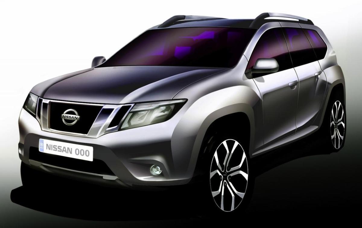 Nissan Terrano  / Fot. Nissan
