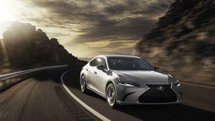 Lexus ES. Co zmienia lifting?
