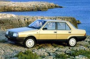 Fiat Regata (1983 - 1990) Sedan