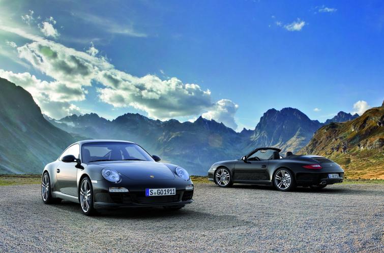 Porsche 911 Black Edition - klasyka w nowym wcieleniu