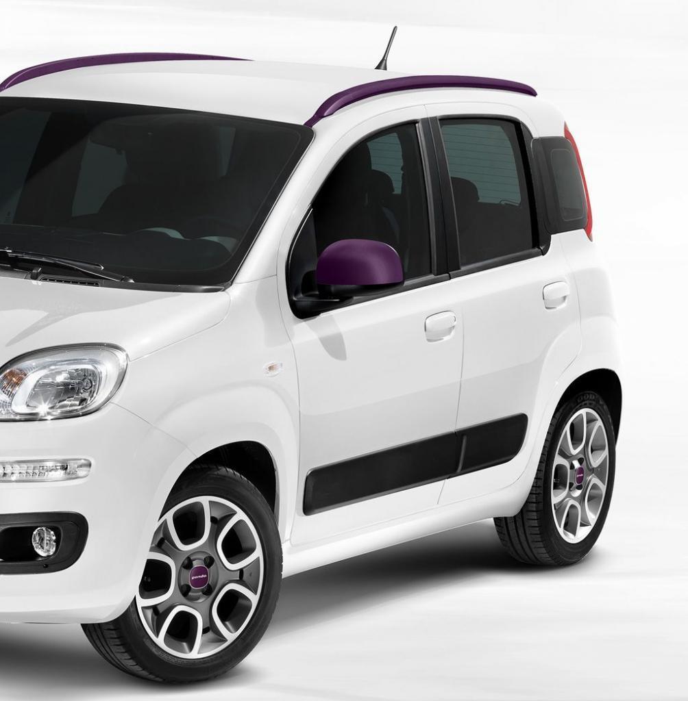 Akcesoria do fiata pandy galeria for Fiat panda pop accessori di serie