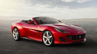Ferrari Portofino. Oto następca modelu California
