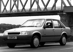 Opel Corsa A (1982 - 1993) Sedan