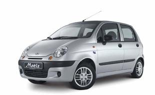 Chevrolet Matiz I (2004 - 2005)