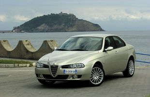 Alfa Romeo 156 II (2003 - 2007) Sedan
