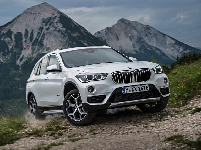 BMW X1 / Fot. BMW