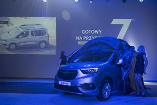 Opel Combo Life. Premiera nowego auta rodzinnego (video)