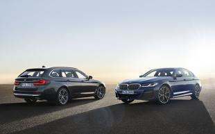 BMW serii 5. Co zmienia lifting? To mocna hybryda typu plug-in (PHEV)