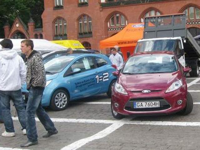 W weekend XIV Słupskie Forum Motoryzacji