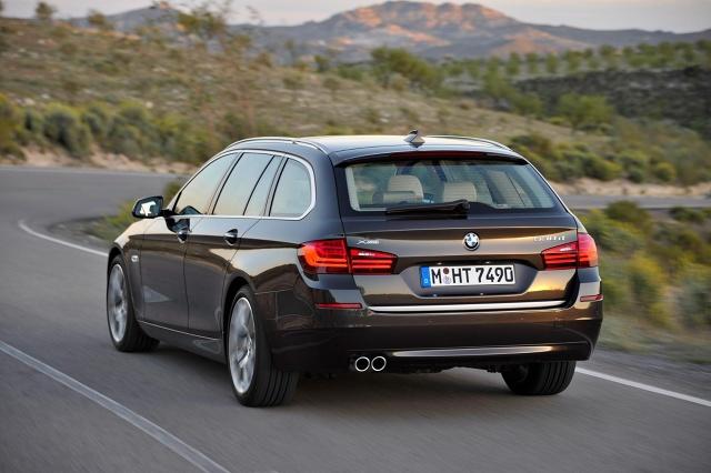 zdjęcie BMW serii 5