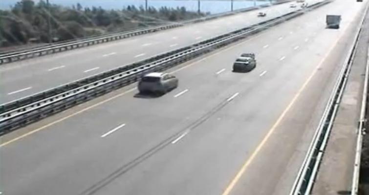 Zobacz, czym grozi zatrzymanie się na autostradzie (FILM)