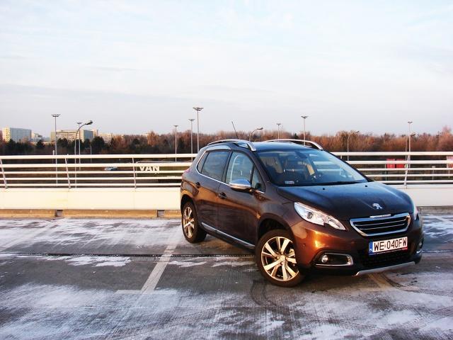 Peugeot 2008 1.6 e-HDi / Fot. Przemysław Pepla