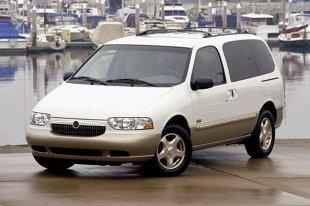 Mercury Villager II (1999 - 2002) Van