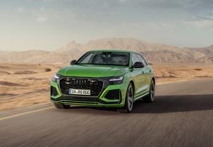 RS Q8. Co oferuje nowy sportowy SUV Audi?
