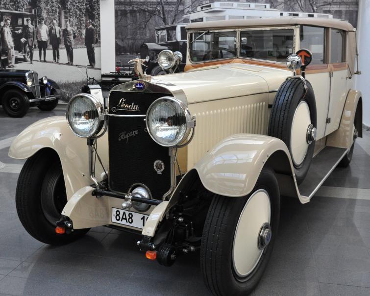 Pierwsze auto z logo Skody pojawiło się 85 lat temu