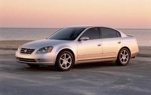 Nissan Altima III (2002 - 2006) Sedan
