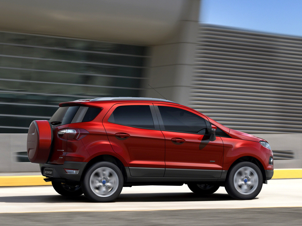Ford EcoSport / Fot. Ford