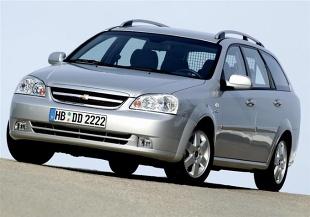 Chevrolet Lacetti (2003 - teraz) Kombi