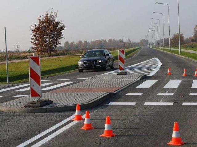 W Słupsku można już jeździć nową ulicą Kołobrzeską