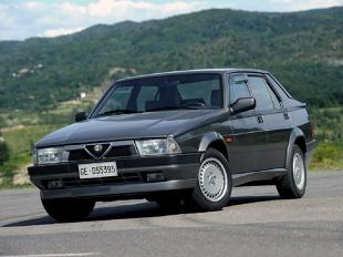 Alfa Romeo 75 (1985 - 1992) Sedan