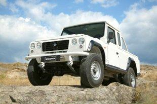Iveco Massif (2007 - 2011) Pickup