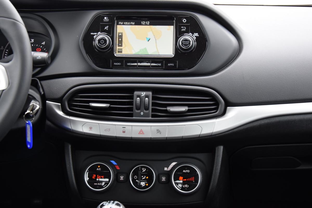 Jaki Jest Nowy Fiat Tipo Sonda Fiat Tipo Fot Kacper