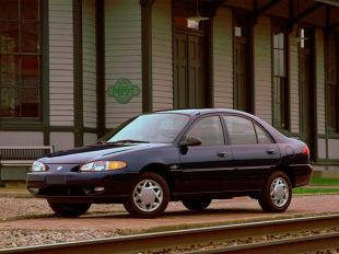 Mercury Tracer III (1997 - 1999) Sedan