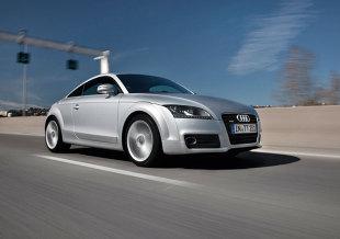 Audi TT II (8J) (2006 - 2014) Coupe