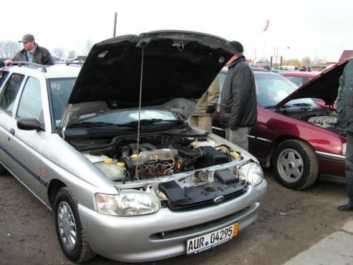 Fot. Maciej Pobocha: Na rynku motoryzacyjnym w przyszłym roku będzie panować stagnacja.