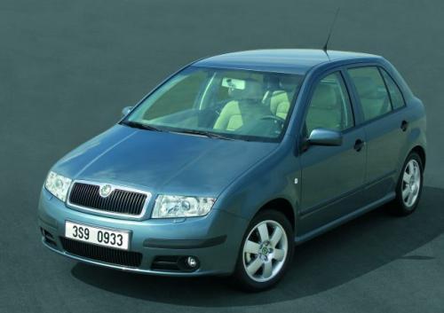 Fot. Skoda: W tegorocznym rankingu sprzedaży prym wiedzie Skoda Fabia, chociaż nie jest autem najmniejszym i najtańszym.