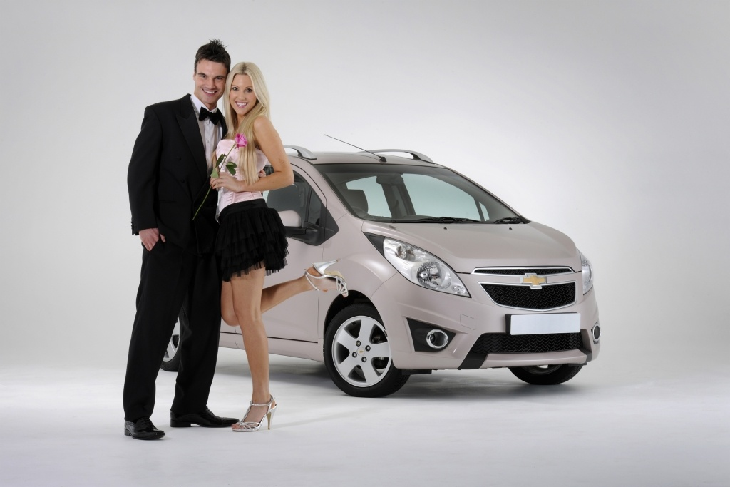 Chevrolet Spark Pink Dla Zakochanych