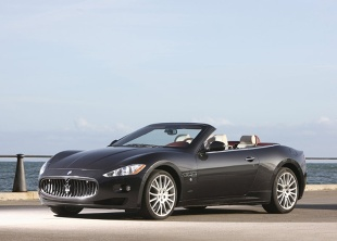 Maserati GranCabrio (2010 - teraz) Kabriolet