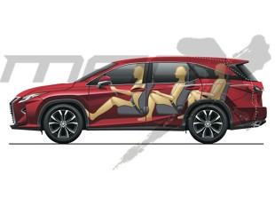 Lexus RX w wersji siedmiomiejscowej?