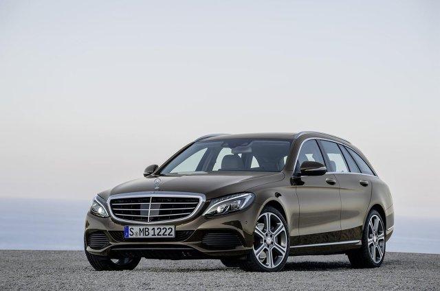 Mercedes Klasa C Kombi / Fot. Mercedes-Benz