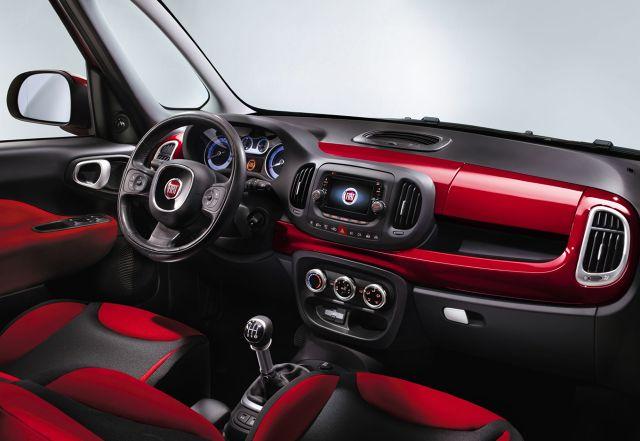 zdjęcie Fiat 500L