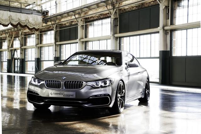 zdjęcie BMW Serii 4 Coupe