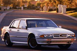 Pontiac Bonneville VIII (1986 - 1991) Sedan