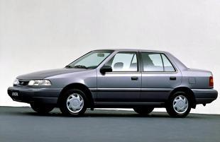 Hyundai Pony IV (1990 - 1995) Sedan