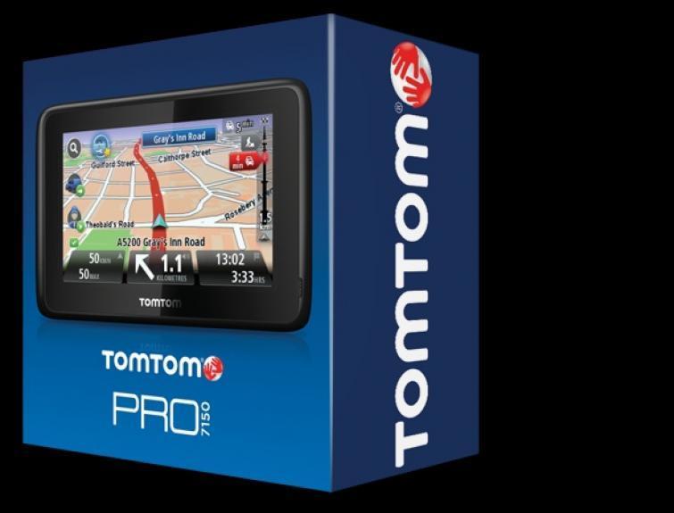 TomTom - nowe nawigacje serii Pro
