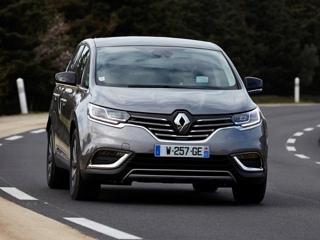 zdjęcie Renault Espace